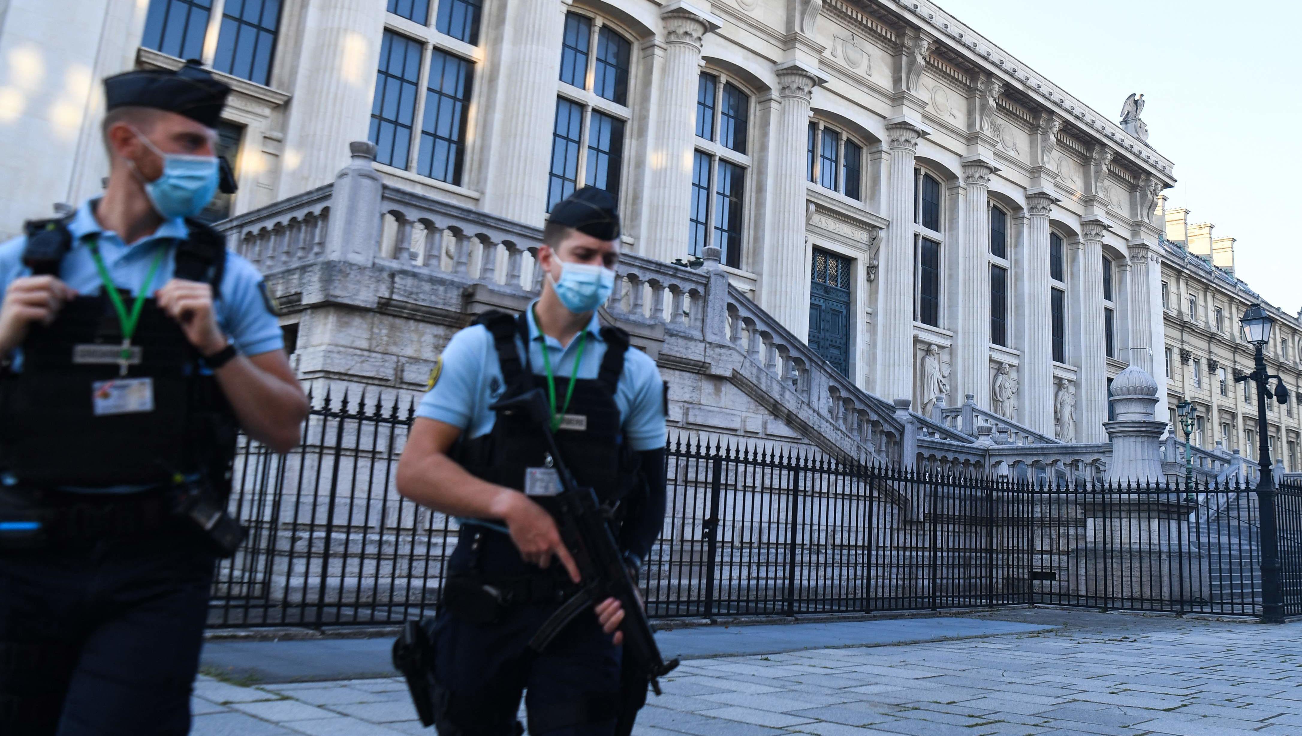 Prozess um Terroranschläge von Paris mit 130 Toten gestartet