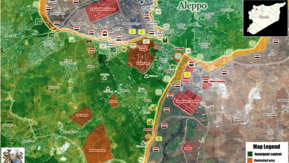 BBC: Britische Söldner kämpfen in Syrien