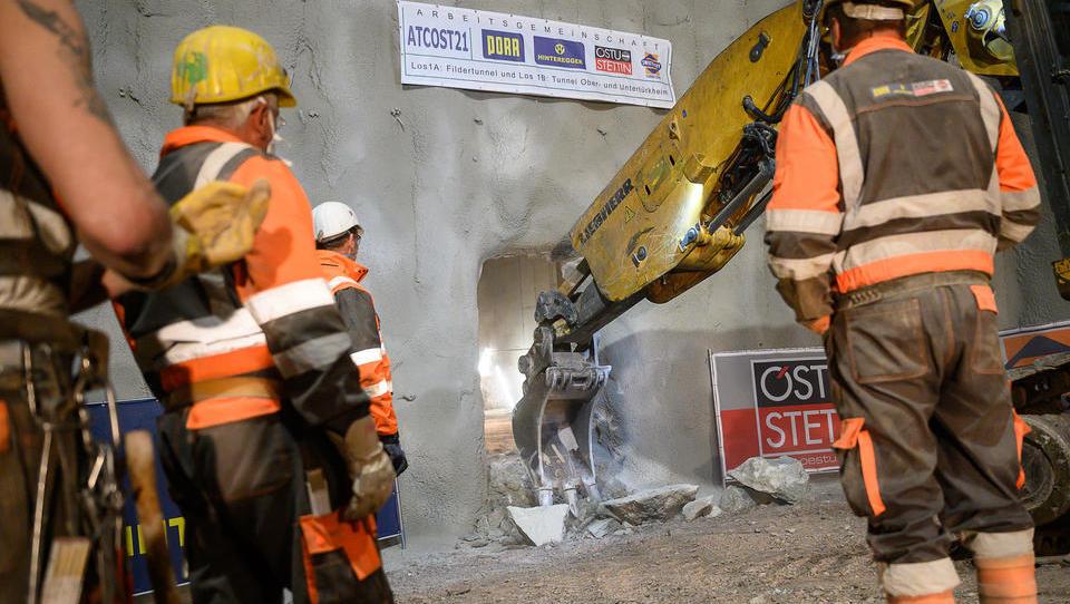 Deutsche Baufirmen kommen bisher gut durch die Krise
