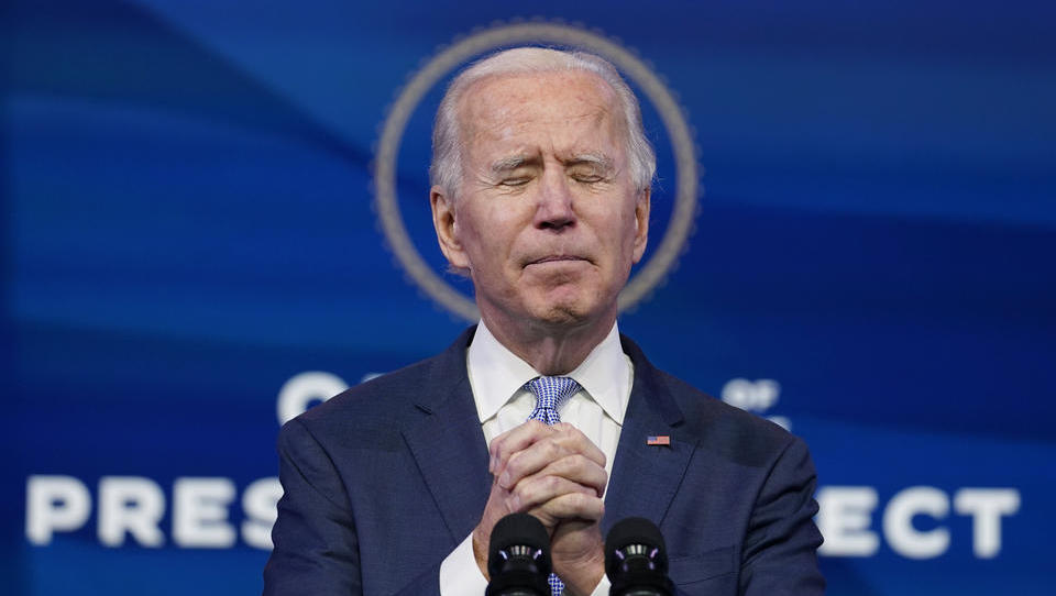 Trump kündigt geordnete Machtübergabe an Joe Biden an