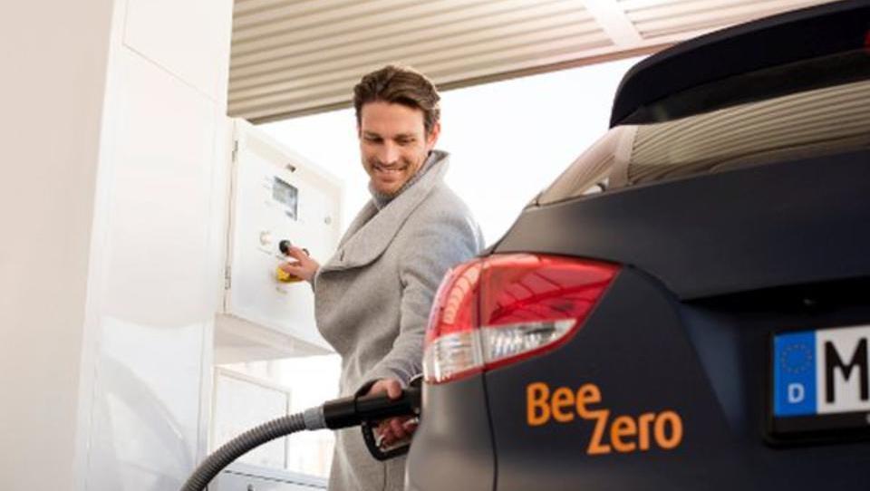 München bekommt weltweit erste Carsharing-Flotte mit Wasserstoff-Antrieb