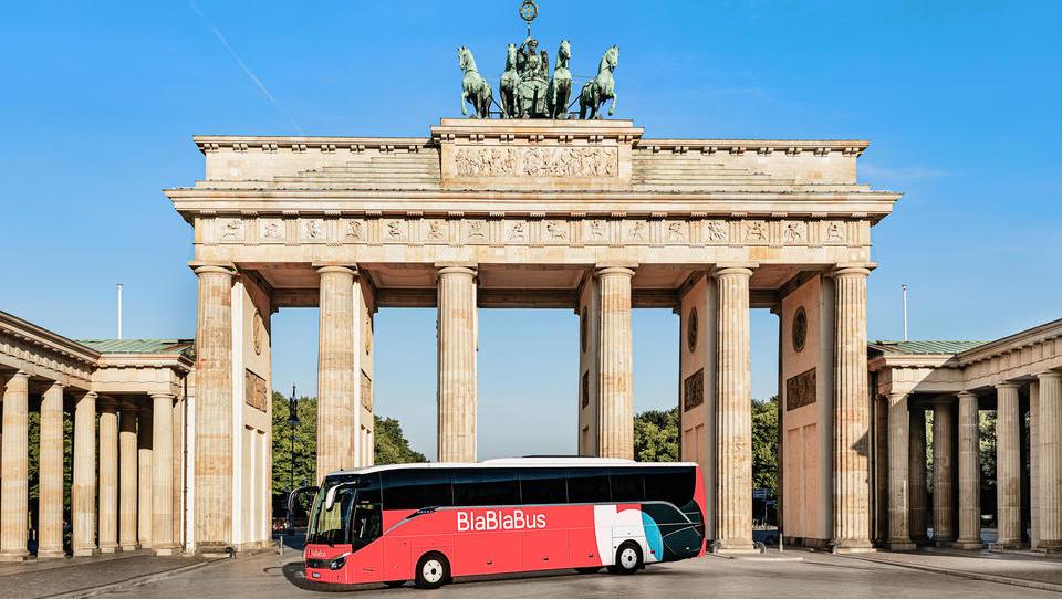 BlaBlaBus beginnt Betrieb von Busfahrten in Deutschland