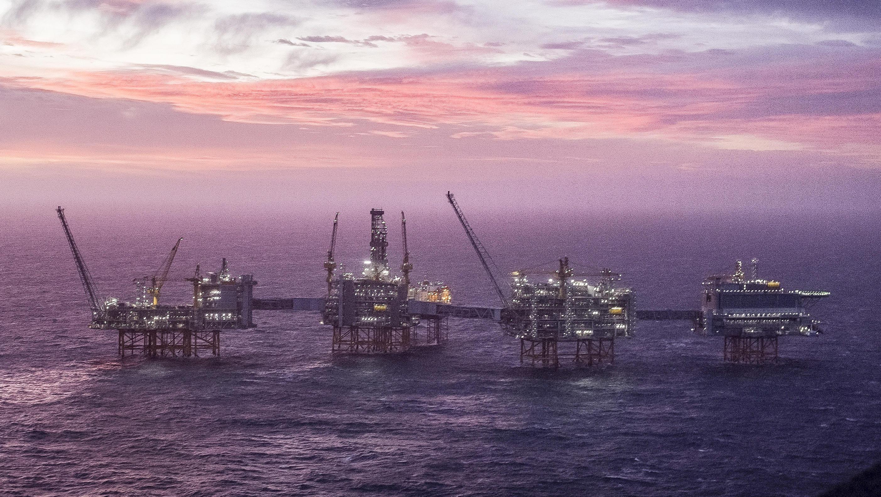 Bohrinseln stehen wegen Öl-Crash vor dem Aus