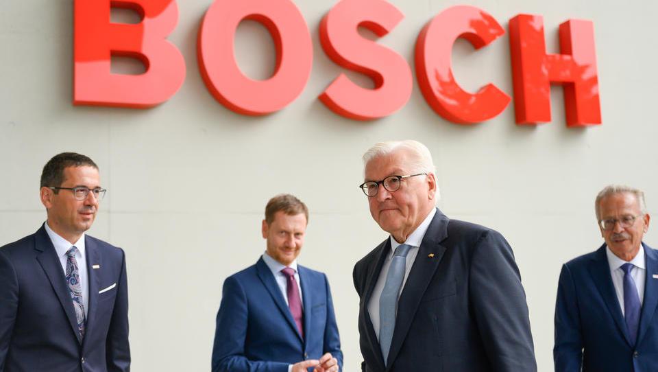 Bosch steigert Umsatz im Autogeschäft