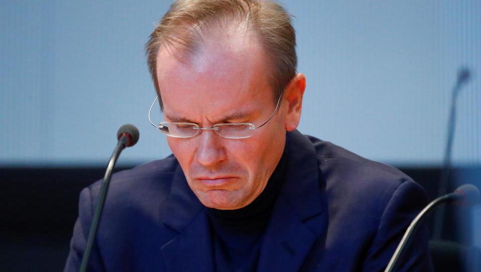 Ex-Wirecard-Chef Braun verteidigt Politik und Behörden