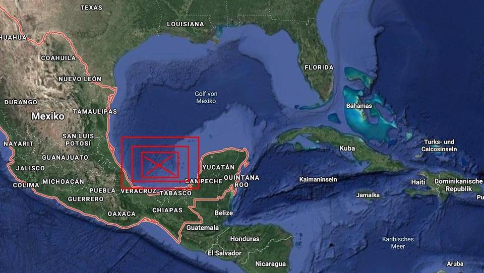 Mexikanische Marine bekämpft Piraten der Karibik