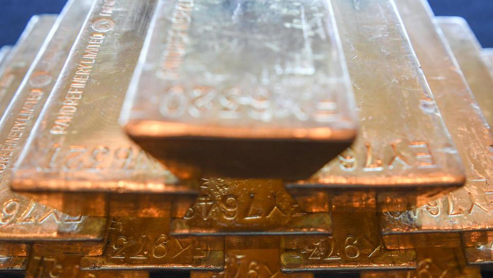 Börsenfonds halten erstmals mehr Gold als der deutsche Staat