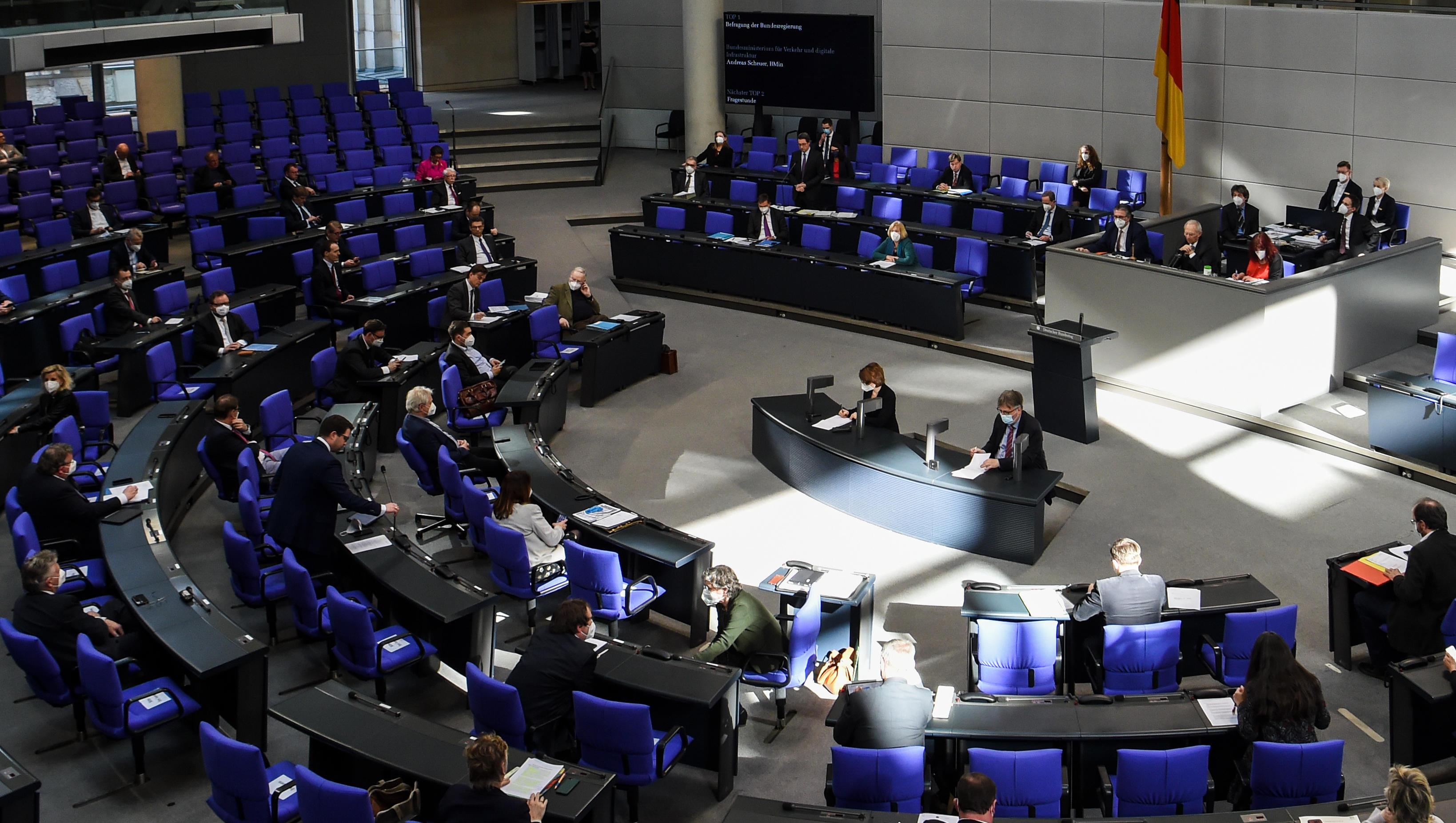 FDP will im Bundestag weiter links sitzen