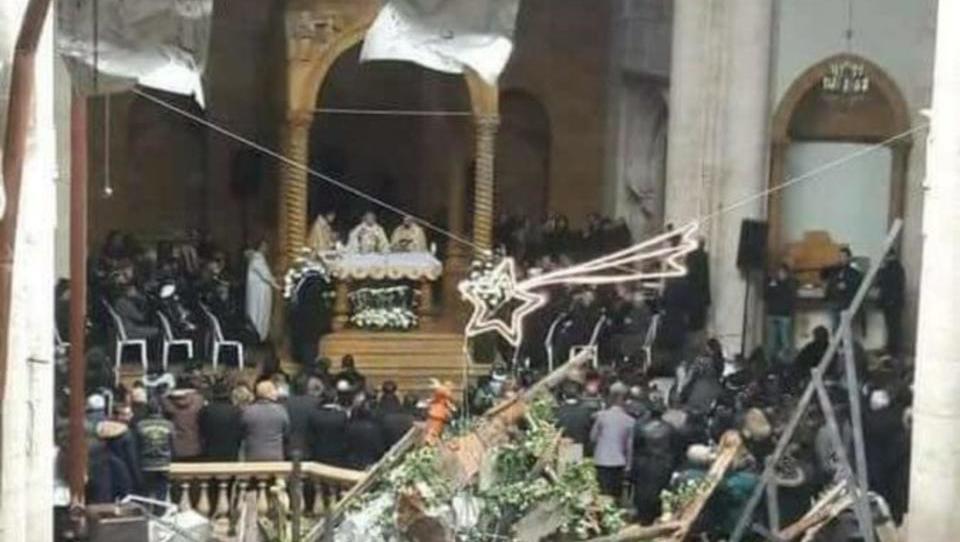 """Christen in Aleppo feiern Weihnachten und """"Befreiung vom Terror"""""""
