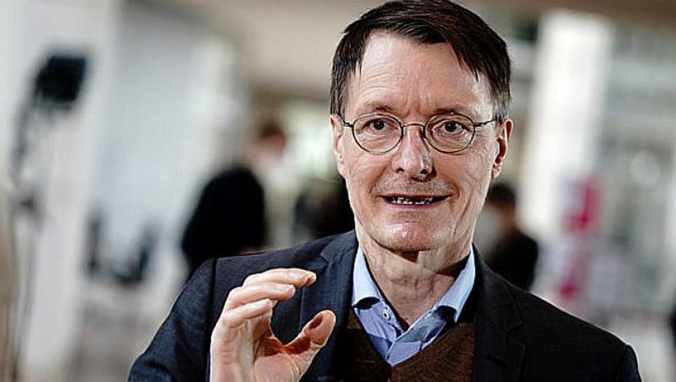 Karl Lauterbach will Deutschlands nächster Gesundheitsminister werden