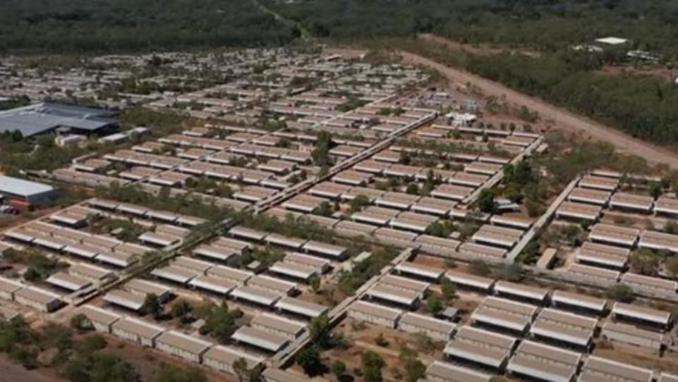 """Australien baut """"Quarantäne-Camps"""" für tausende Menschen"""