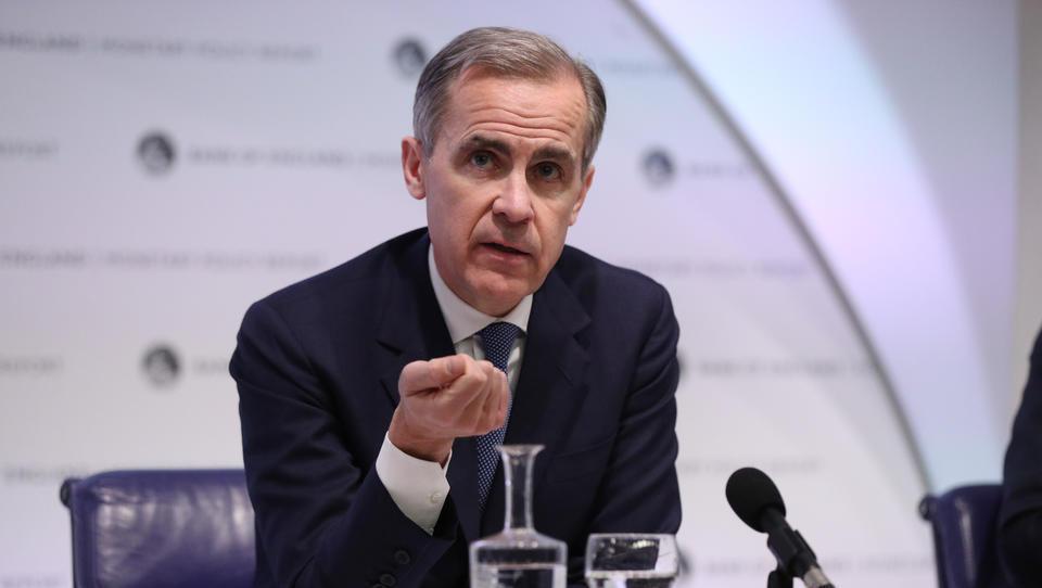 Bank of England weicht Kaptialregeln für britische Banken auf