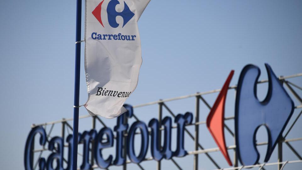 Supermarktkette Carrefour meldet Umsatzplus durch Blockchain
