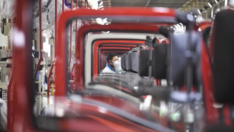 China: Einkaufsmanager-Index stürzt wegen Corona-Virus auf Rekord-Tief