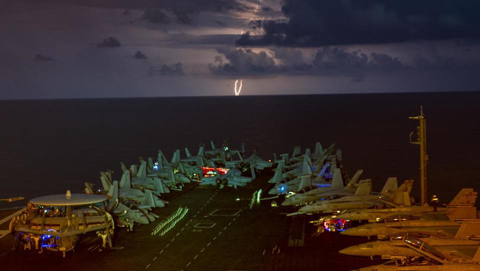 Streit zwischen USA und China im Südchinesischen Meer eskaliert
