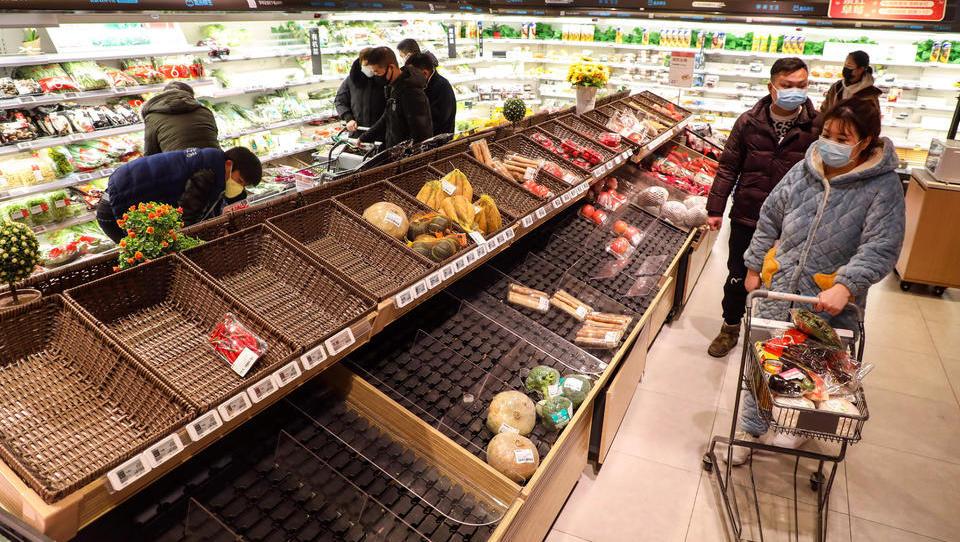 Verzweiflungstat gegen grassierende Inflation: China verhängt Preiskontrollen