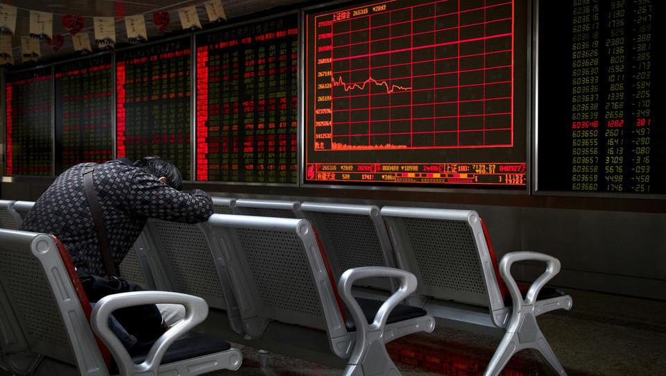 Chinesische Investoren ziehen sich aus den Weltmärkten zurück