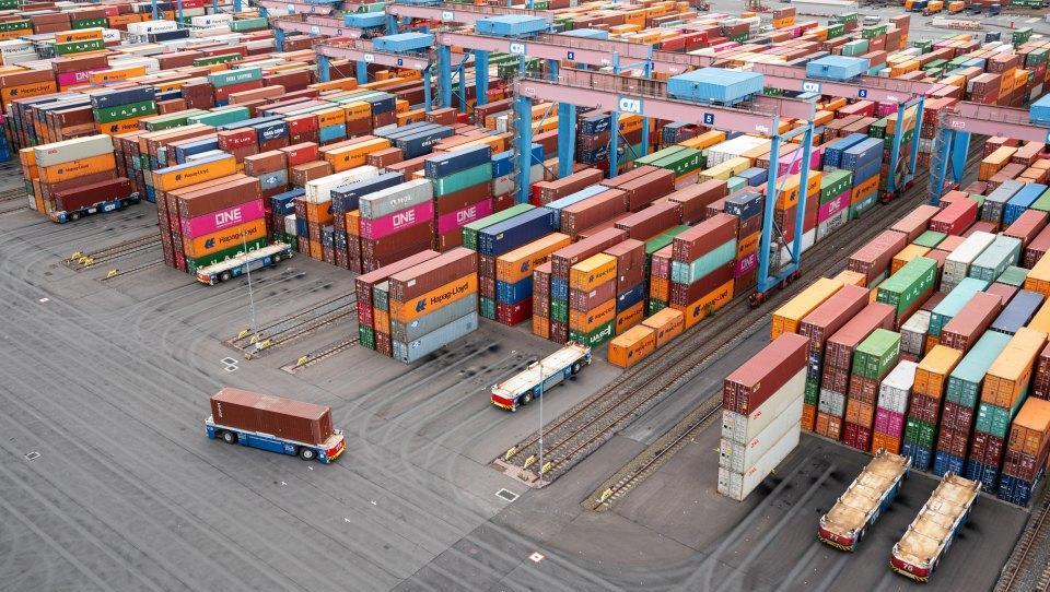 Deutschland: Einfuhrpreise legen zu, starker Preisanstieg bei Metallen