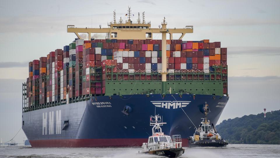 Deutsche Exporte eingebrochen wie niemals zuvor