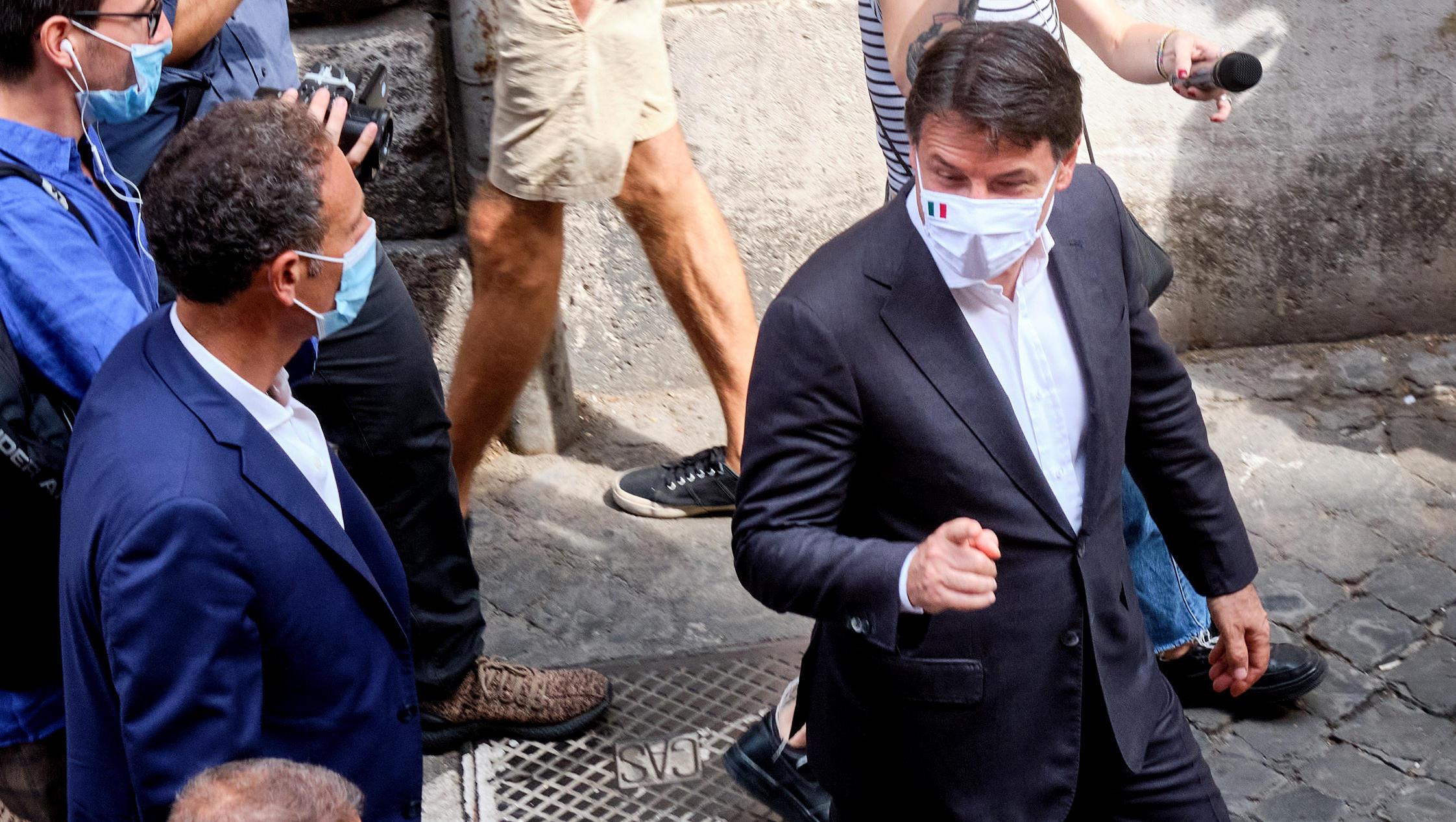 Italiener verpassen ihren Politikern eine schallende Ohrfeige