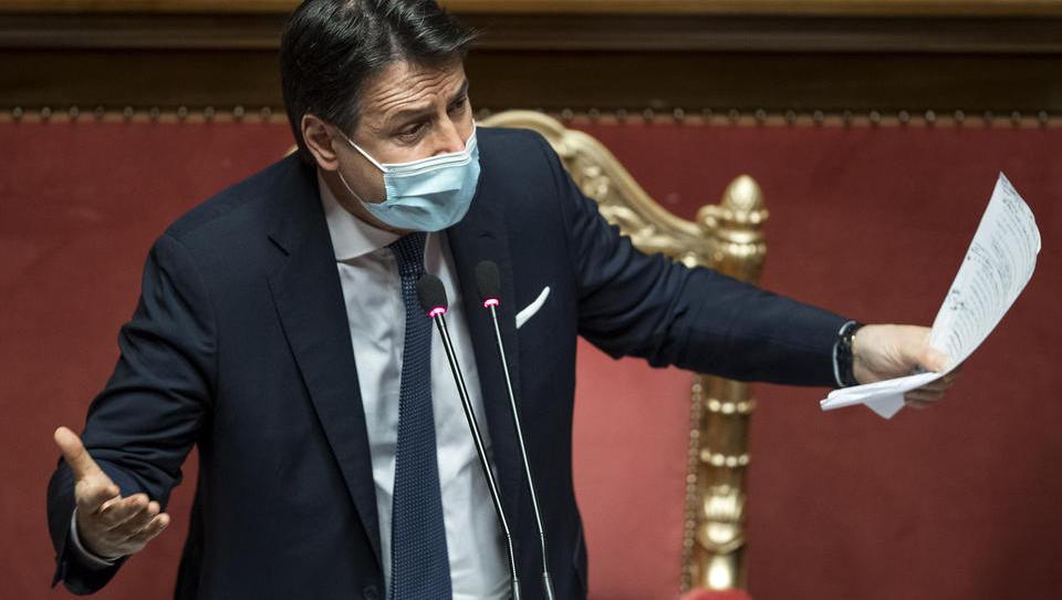 Italien: Die eigenen Abgeordneten rufen Premier Conte zum Rücktritt auf