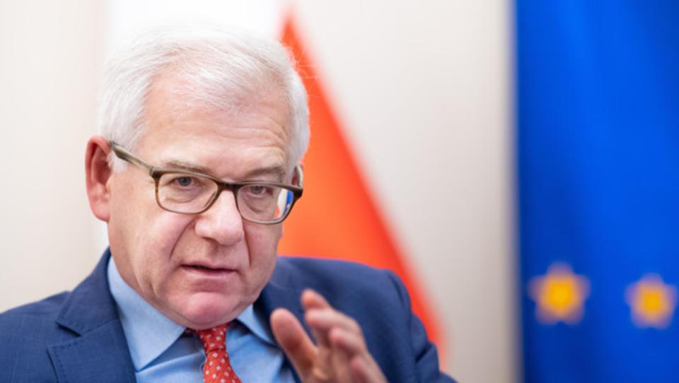 Polnischer Außenminister: Deutsche Investoren ein Grund für Polens gewaltigen Aufschwung