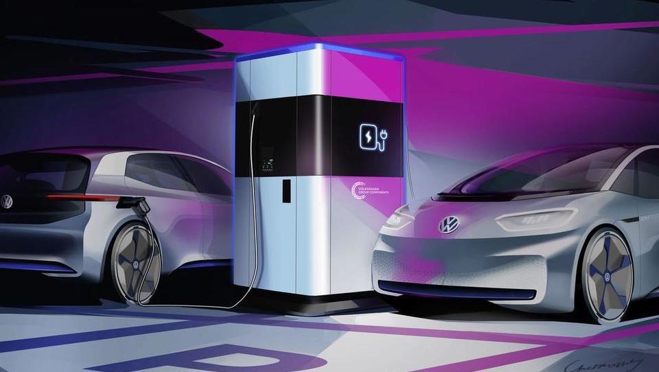 VW forciert den Ausbau der Lade-Infrastruktur für Elektro-Autos