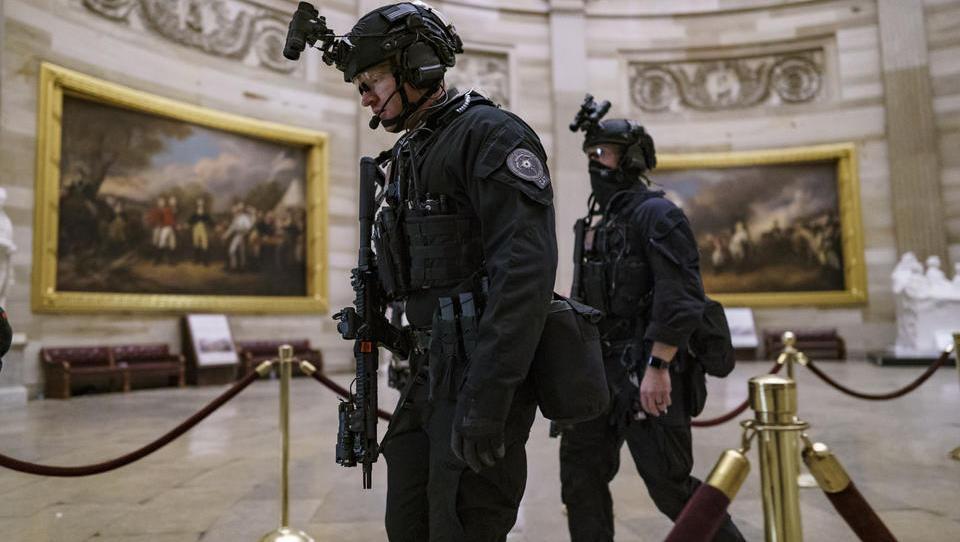 US-Ticker: Vier Tote bei Protesten gegen vermeintlichen Wahlbetrug in Washington