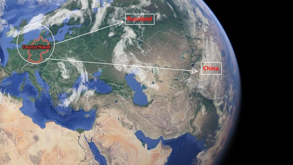 DWN-SERIE PARTEIENPROGRAMME: Die AfD tendiert sehr stark in Richtung Russland und China