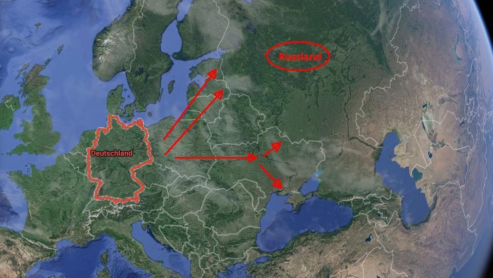 Lawrow: Während der Pandemie verstärkt Deutschland die Eindämmung Russlands