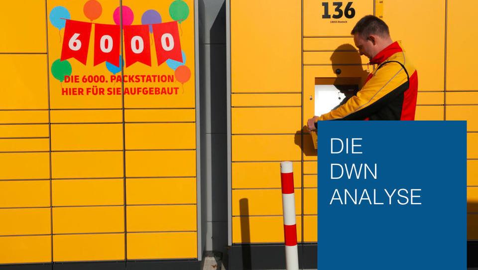 Deutsche Post/ DHL Group: