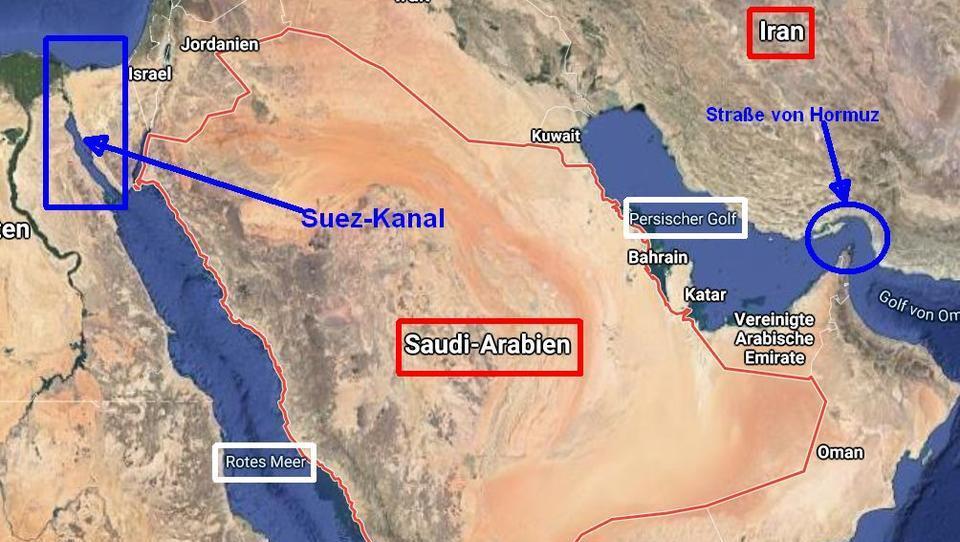 Saudi-Arabien: Ein Königreich ringt um die regionale Vorherrschaft - und ums Überleben