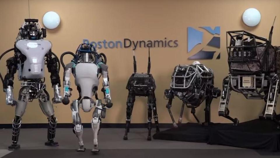 Google stößt Roboter-Entwickler Boston Dynamics ab