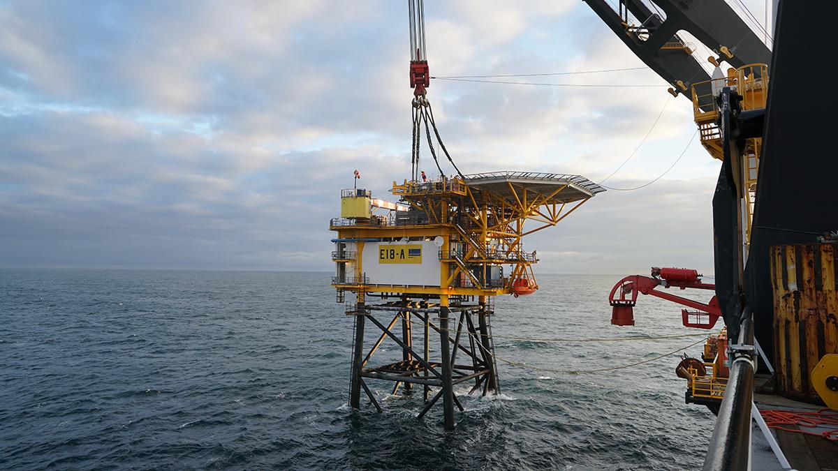 Wintershall und Gazprom beginnen mit Gasförderung in der Nordsee