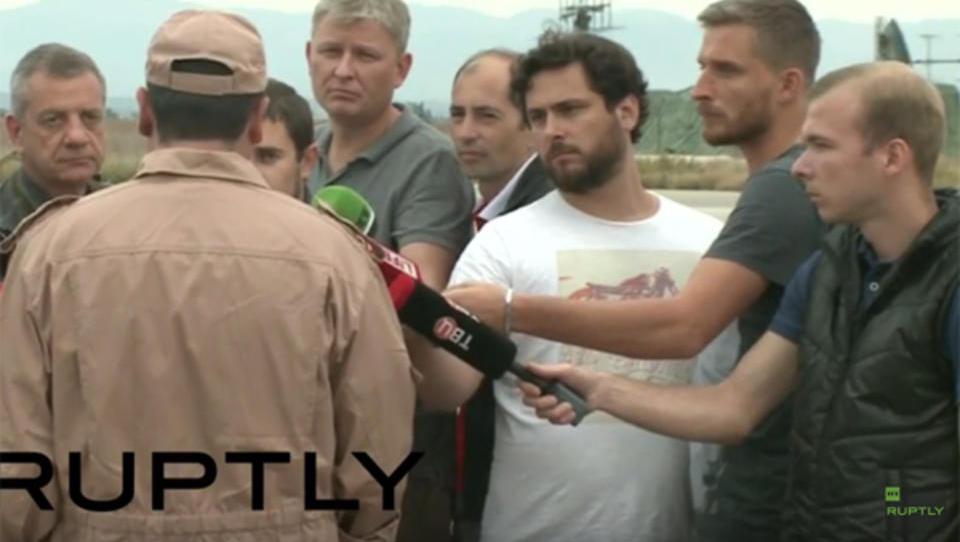 Russischer Pilot: Türkische Luftwaffe hat uns nicht gewarnt