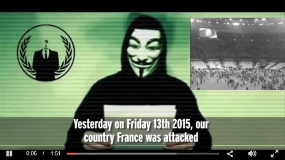 Anonymous hackt ISIS und ersetzt Homepage mit Viagra-Werbung