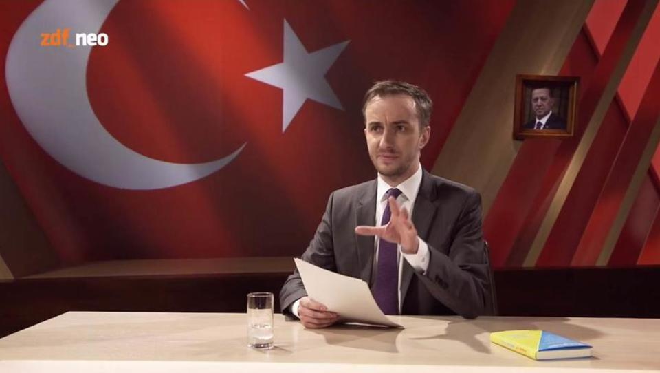 Staatsanwaltschaft plant Anhörung von Jan Böhmermann