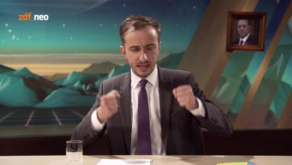 Jan Böhmermann bereitet Comeback im ZDF vor