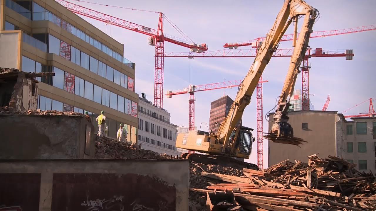 Die Stadt als Beute: Austausch der Bevölkerung wegen Immobilien-Boom