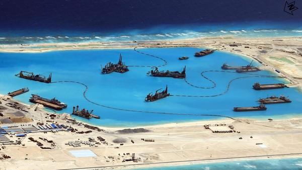 Peking warnt US-Bomber vor Eindringen in chinesischen Luftraum