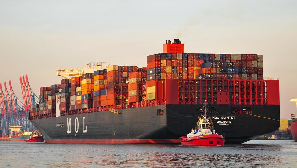 Russland-Sanktionen kosten Hamburger Hafen Millionen