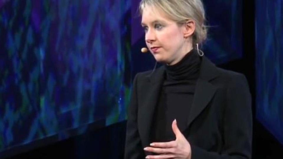 Start-up-Milliardärin Elizabeth Holmes verliert gesamtes Vermögen