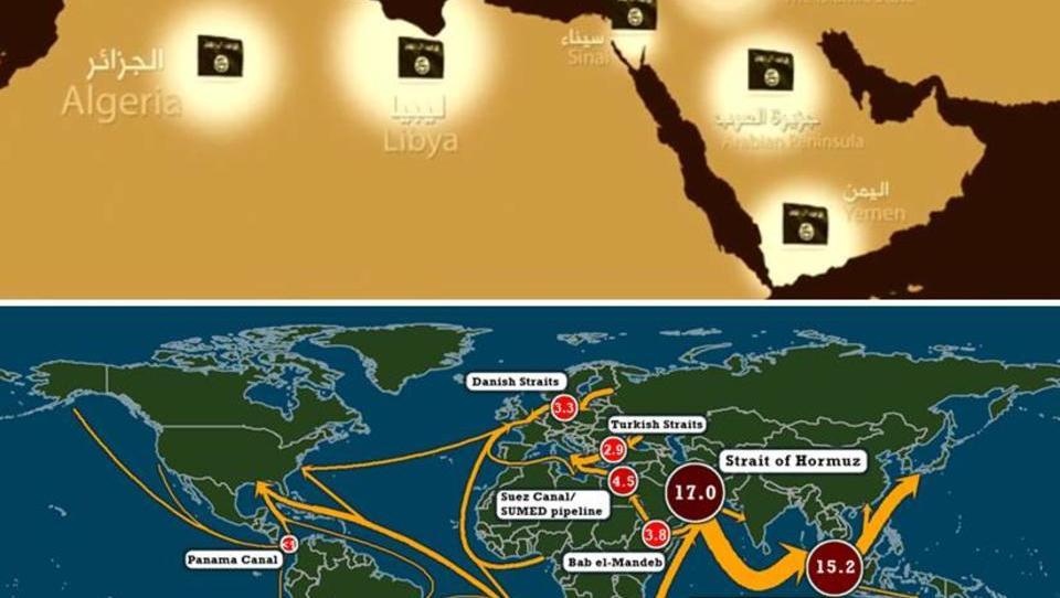 ISIS will wichtigsten Handelsweg für Öl nach Europa kontrollieren