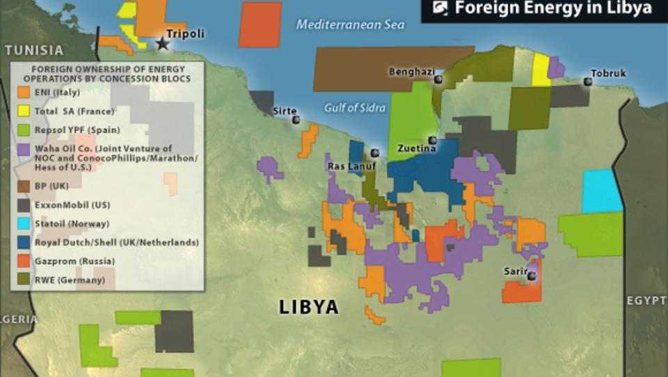 Energie-Krieg: Putschversuch und Chaos in Libyen