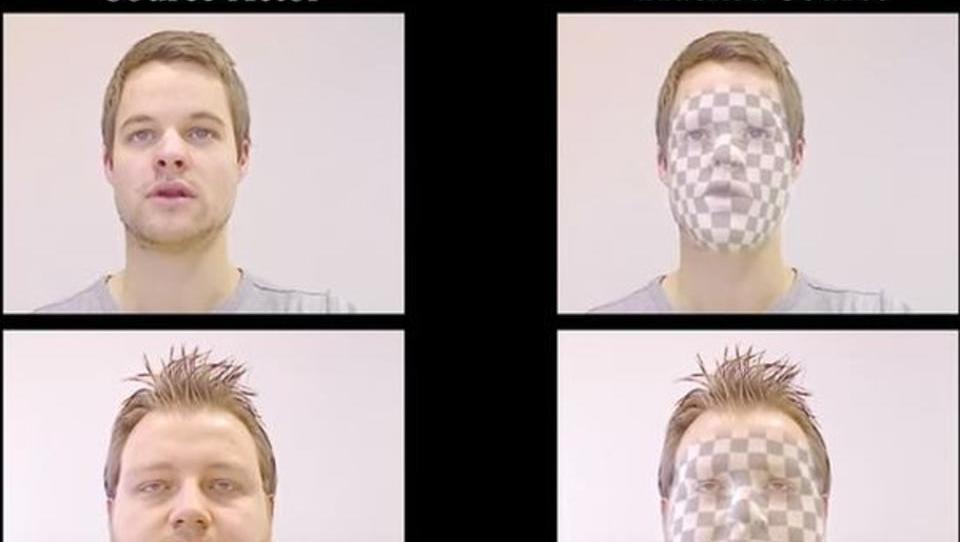 Software kopiert Mimik live auf ein anderes Gesicht