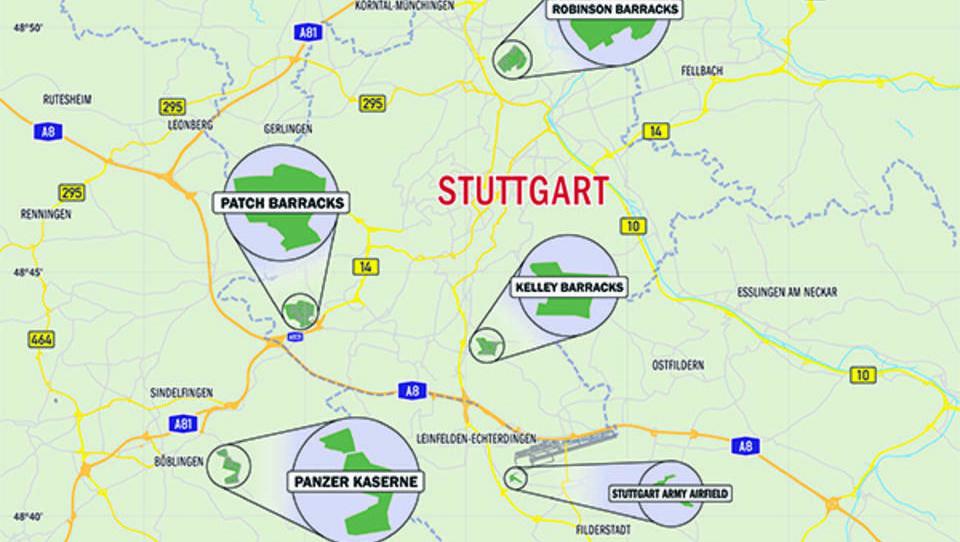 Zahlreiche Waffen aus US-Kaserne in Stuttgart verschwunden