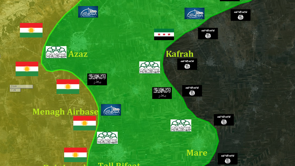 Eskalation: Türkei und Saudi-Arabien wollen in Syrien einmarschieren