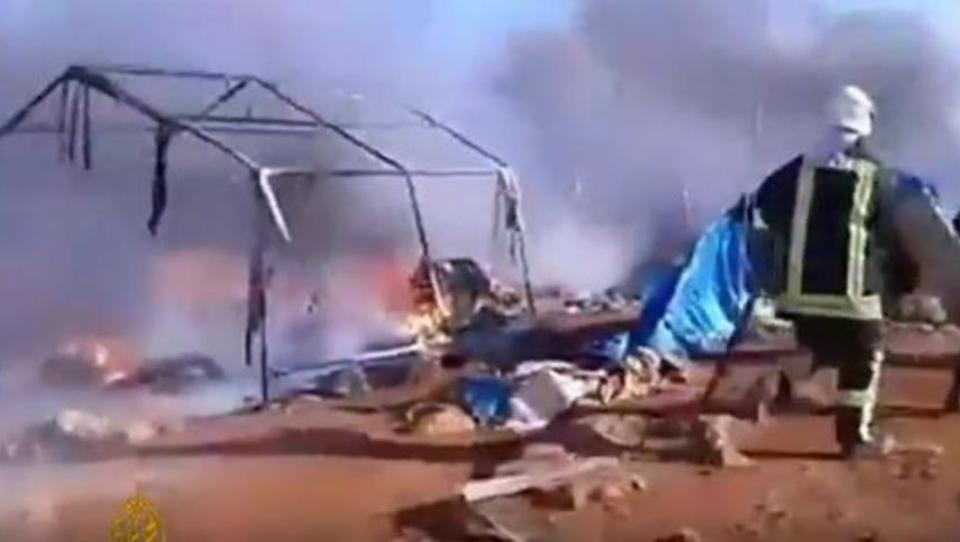 UN: Keine Beweise für russische Bomben auf Flüchtlingslager