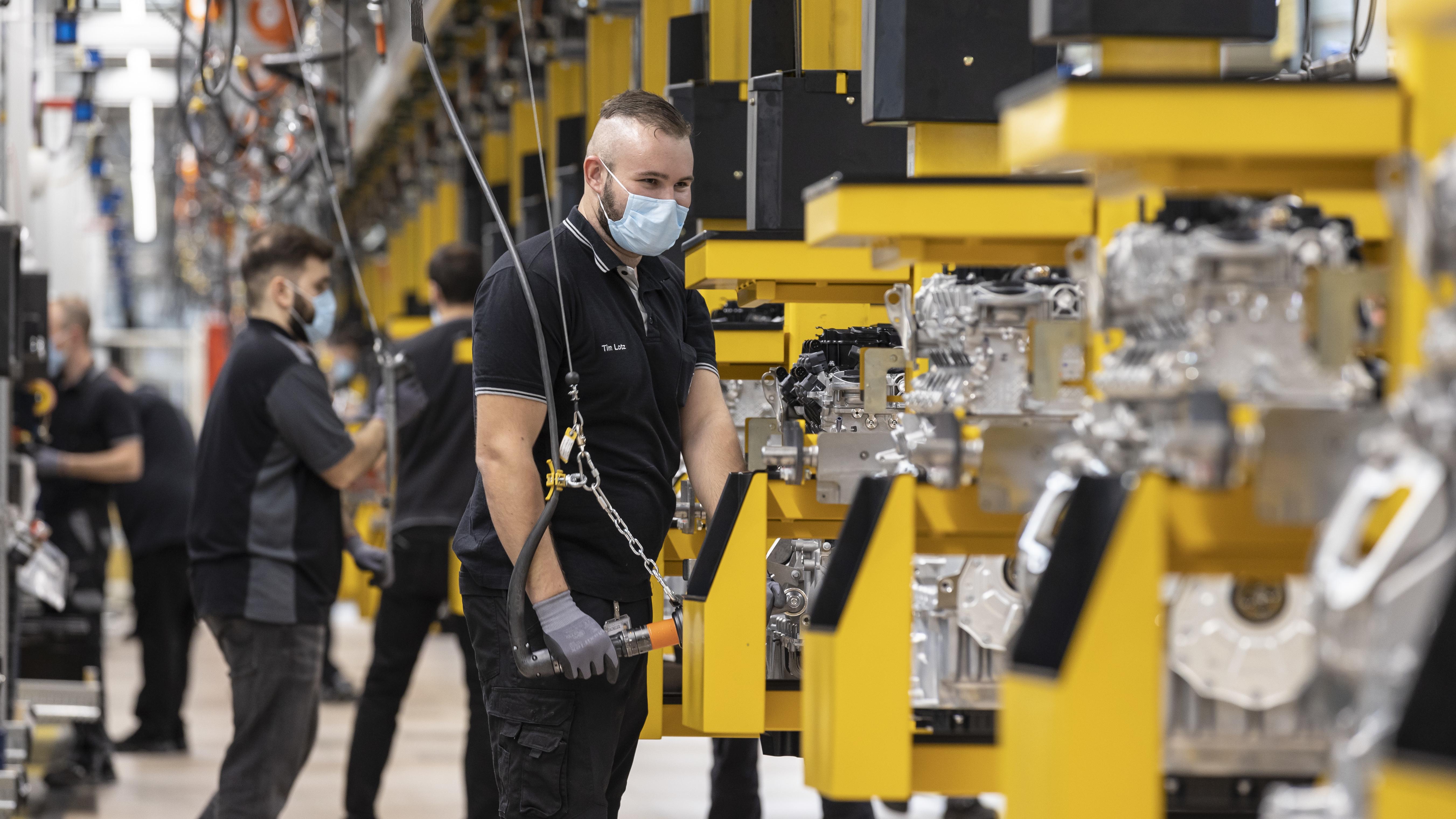 Stellenabbau wegen E-Autos sorgt bei Daimler für Unruhe