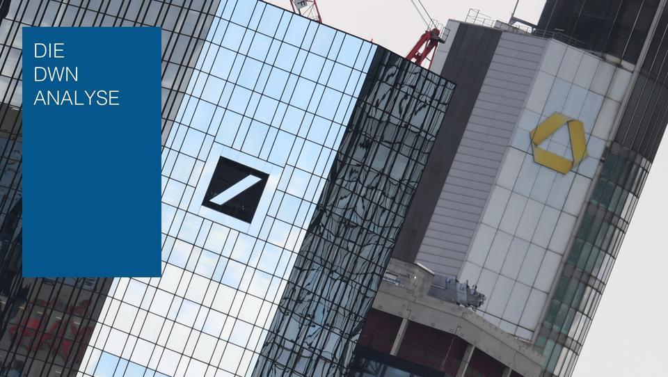 Immobilien-Wertverluste und Zombie-Kredite gefährden deutsche Banken
